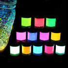 Acrylic Luminous Party DIY Bright Glow in the Dark Paint Pigment Graffiti JR