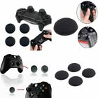 Black Silicone Gel Analog Controller Thumb Grips For  PS4/PS3 Game Pro Gamer