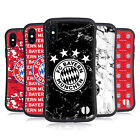 OFFICIAL FC BAYERN MUNICH 2017/18 PATTERNS HYBRID CASE FOR APPLE iPHONES PHONES