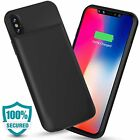 ALCLAP iPhone X Battery Case, 3600mAh Slim Portable Charger Case Protective