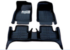 For  Kia Forte 2010~2017 Car Floor Mats FrontRear Liner Waterproof Mat