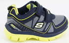 Skechers Sport Kids Colors Casual Athletic Resistant Yellow Top SK711430NVYL ~