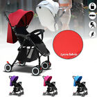 Foldable Elastic Baby Stroller Buggy Pram Travel System Child Pushchair Hot