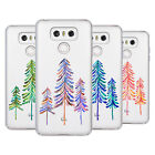 OFFICIAL CAT COQUILLETTE PINE TREES SOFT GEL CASE FOR LG PHONES 1