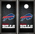 Buffalo Bills Cornhole Wrap NFL Luxury Skin Game Board Set Vinyl Decal CO35 $59.95 USD on eBay