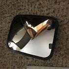 "7.5""X9.5"" MIRROR RECTANGLE FITS EXCAVATOR JOHN DEERE,DOOSAN,VOLVO,JCB,CASE,"