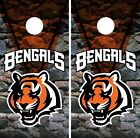 Cincinnati Bengals Rocks Cornhole Wrap NFL Skin Game Board Set Vinyl Decal CO53 on eBay