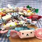 printed wax paper sheets - 50pcs Candy Food Wrapping Tissue Paper Flower Print  Waterproof Dry Wax Paper