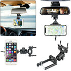 Enhanced Edition Universal Car Phone Mount for Rearview Mirror Phone Holder
