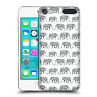 OFFICIAL CHARLOTTE WINTER ANIMAL PATTERNS BACK CASE FOR APPLE iPOD TOUCH MP3