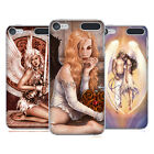 OFFICIAL SELINA FENECH ANGELS HARD BACK CASE FOR APPLE iPOD TOUCH MP3