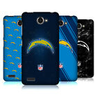 OFFICIAL NFL 2017/18 LOS ANGELES CHARGERS HARD BACK CASE FOR LENOVO PHONES