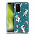 HEAD CASE DESIGNS SPACE PATTERN SOFT GEL CASE FOR HUAWEI PHONES