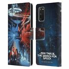 OFFICIAL STAR TREK MOVIE POSTERS TOS LEATHER BOOK CASE FOR SAMSUNG PHONES 1