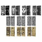 HEAD CASE DESIGNS DOODLE MIX LEATHER BOOK WALLET CASE COVER FOR SAMSUNG PHONES 2