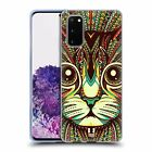 HEAD CASE DESIGNS AZTEC ANIMAL FACES 2 SOFT GEL CASE FOR SAMSUNG PHONES 1
