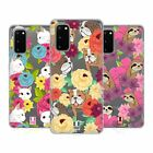 HEAD CASE DESIGNS FLORAL & ANIMAL PATTERN SOFT GEL CASE FOR SAMSUNG PHONES 1