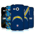 OFFICIAL NFL LOS ANGELES CHARGERS LOGO HARD BACK CASE FOR SAMSUNG PHONES 6