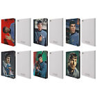 OFFICIAL STAR TREK SPOCK LEATHER BOOK WALLET CASE COVER FOR APPLE iPAD on eBay