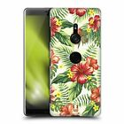 HEAD CASE DESIGNS TROPICAL PRINTS HARD BACK CASE FOR SONY PHONES 1