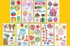 U CHOOSE Sandylion Essentials BIRTHDAY Stickers Boys Girls Balloons Party Cake