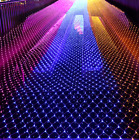 96 LED String Lights Plug Operated Waterproof Party Christmas Decor 1.5*1.5m