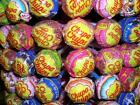 100 CHUPA CHUPS MIXED LOLLIES Assorted Flavour Lollipops Cola Apple Strawberry