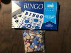 Vintage Bingo lots of replacement parts/cards/pieces/chips check charts and more