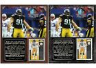Kevin Greene Pro Football Hall of Fame Photo Card Plaque $27.95 USD