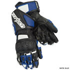 Cortech Impulse RR Gloves White/Blue