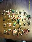 FIGURES MIX 24 LOT MINI pirates and more