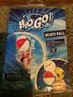 H2O GO Inflatable Swim Beach Ball inflated 10.6* YOUR CHOICE