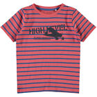 NAME IT Jungen T- Shirt kurzarm gestreift Klein Kinder Gr. 92 - 122 / 128 NEU