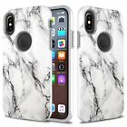iPhone X Case, Impact Dual Layer Shockproof Bumper Case