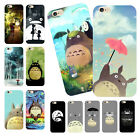 Lovely Anime Totoro Design Hard Phone Case Cover Back For iPhone X 5/6s/7/8 Plus