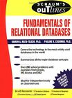 Schaums Outline of Fundamentals of Relational Databases by Mata-Toledo  Ramo
