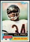 1981 Topps Football - Pick A Player - Cards 201-400