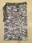 NWT Men's Regal Wear Gray Digital Camouflage Camo Belted Cargo Shorts BIG SIZES