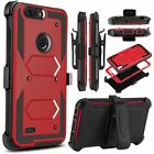 ZTE Blade X,Rugged Armor Kickstand Back Cover For ZTE Blade Force,ZTE N9517/Z965