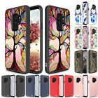 for Samsung Galaxy S9 Plus G965 Hybrid Dual Layer Impact Case Cover+ Prytool