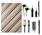 """Universal Accessory Bundle Case Pack for Logicom M Bot Tab 103 Tablet PC 10.1"""""""