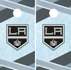 Los Angeles Kings Cornhole Wrap NHL Hockey Game Board Skin Set Vinyl Decal CO197 $39.95 USD on eBay