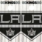 Los Angeles Kings Cornhole Wrap NHL Game Board Skin Set Vinyl Decal Cali CO203 $39.95 USD on eBay