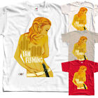 Dr.No James Bond Ian Fleming T-SHIRT (WHITE,KHAK,NATURAL) all sizes S to 5XL $23.38 CAD on eBay