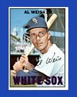 1967 Topps Set Break #556 Al Weis EX-EXMINT
