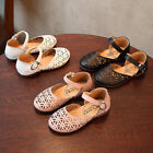 Toddler Baby Kids Girl Sneaker Casual Sandals Leather Pricne