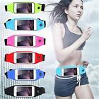 US Sports Running Jogging GYM Waist Band Belt Phone Case For iPhone X 6/7/8 Plus image