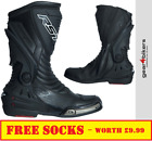 RST Tractech EVO 3 WP Waterproof Sports Race Boot Motorcycle Boots CE APPROVED
