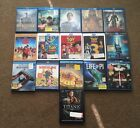 jobs new braunfels tx -  3D / 4K / Seasons / Disney / Various BLU-RAY LOT! (#4) YOU PICK!