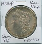 1903-P Morgan Dollar Rare Date Uncirculated US Mint Gem PQ Silver Coin Unc MS+++